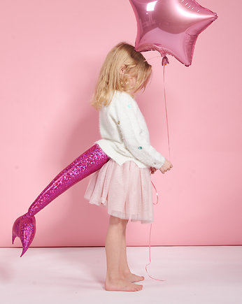 Mr Tail, La Sirena Sparkling Pink