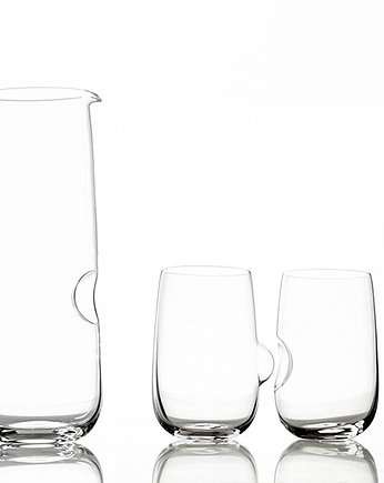 ON FINGER CLEAR / set duet carafe
