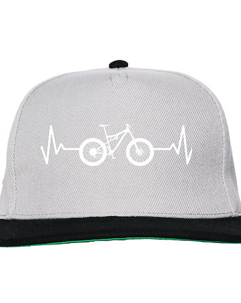 Czapka FullCap EKG FULL gray/black