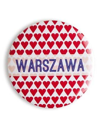 LOVE POLAND DESIGN, MAGNES 56 mm - LOVE WAWA