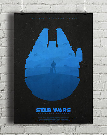 gwiezdne, Star Wars - Light - Nowa Trylogia - plakat