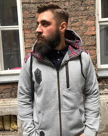 The Urban Beard, Bluza Flanel