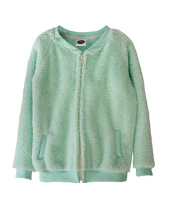 Snowboard, bluza bear zip mint