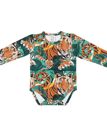 Moda na Halloween, Body - Tiger In The Jungle