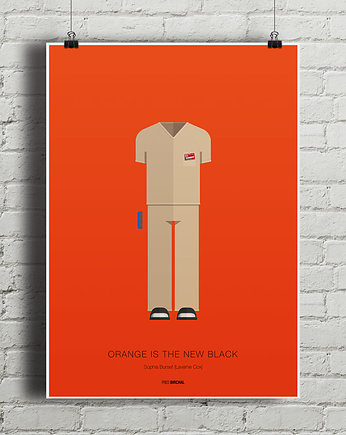 Orange Is The New Black - plakat