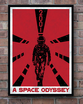 2001: A Space Odyssey - plakat