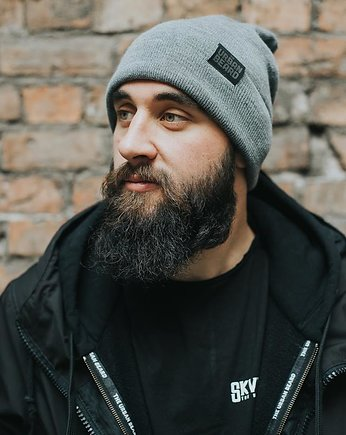 The Urban Beard, Beanie Grey