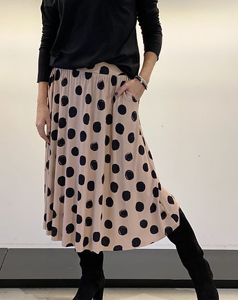 Flawless, dots skirt