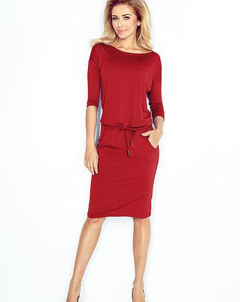 3bdcd7ec73fb01 44-10 Sukienka sportowa z golfem - czarny - Moda - sukienki - mini ...