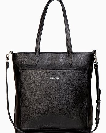 SOKOLOVSKA Torebka Pocket Shopper Fleshy Black