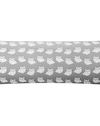 SLEEP LIKE KING, Poduszka Sowa KINGPILLOW 160 x 50 cm