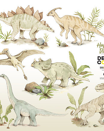 kids, Happy Dino Wonderland