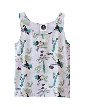 tank top tropical