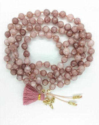 Shark Tooth Yoga Mala Beads