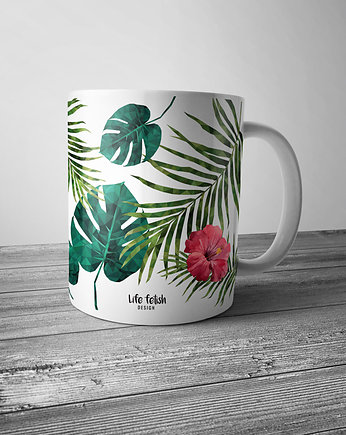 Life fetish, Kubek Tropical Design