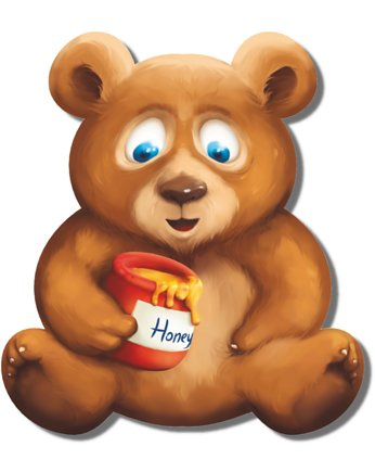 Honey Teddy