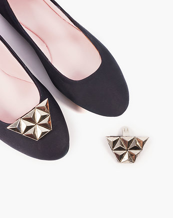 NEW! Klipsy do butów -Ćwieki/ Triangle Studs