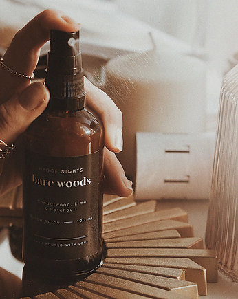 Hygge Nights, Bare woods pillow spray 100 ml