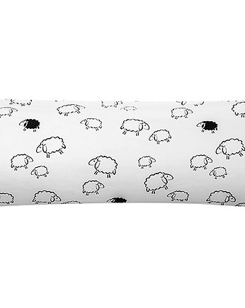 SLEEP LIKE KING, Poszewka Owca KINGPILLOW 160 x 50 cm