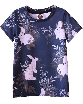 T-Shirt  Rabbit navy