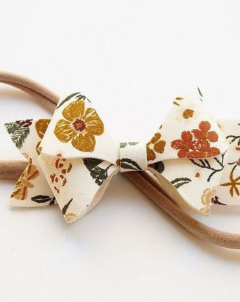 Opaska do włosów BUTTERFLY BOW MAXI