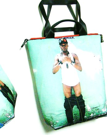 1363 art MIMA bag UNI & DapperAfrika print
