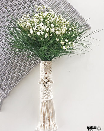 Makrama Bouquet Wrap