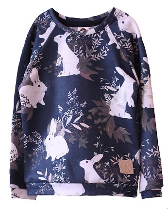 Bluza Rabbit navy