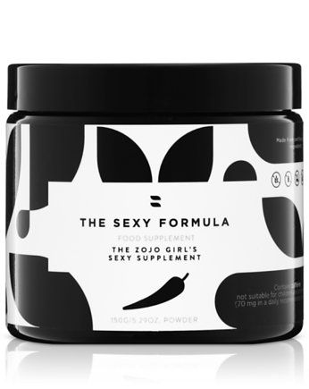 ZOJO Beauty Elixirs, The Sexy formula