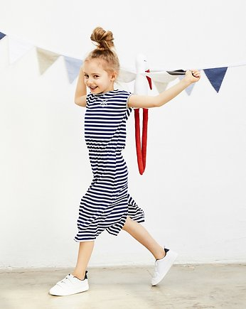 Sukienka dziewczęca Never-grow-up Stripes Dress