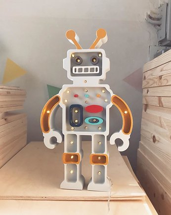 Lampa Little Lights Robot