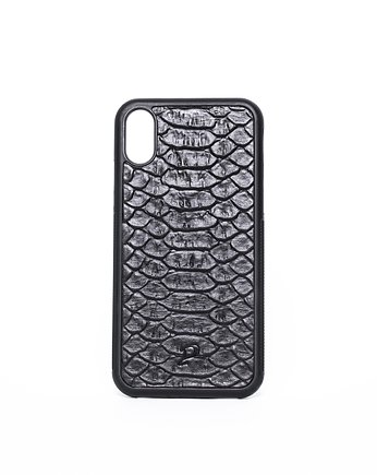"iPhone X/Xs case ""Black Python"""