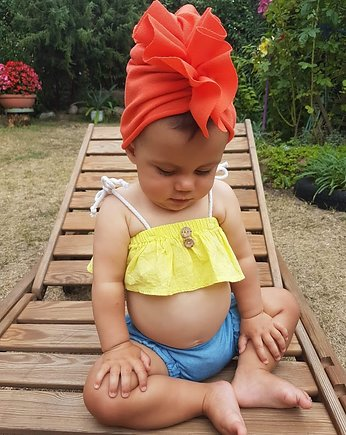 Mizerki Kids, Turban Orange