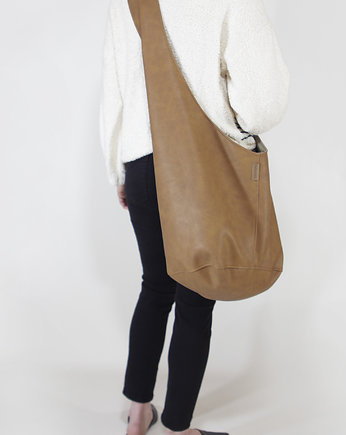 hairoo, Long Boogi Bag ruda / torebka hobo / boho
