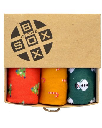 Box Świąteczny (1) - Skarpetki Sox in the Box