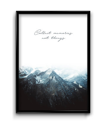 Bury Lis, Collect memories  - plakat