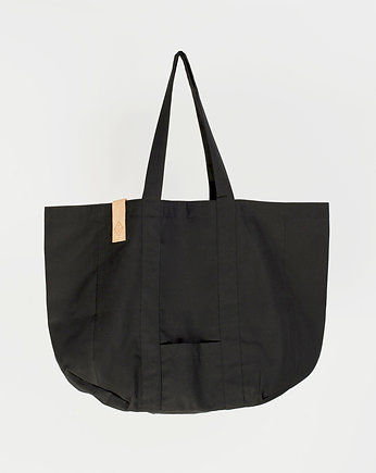 PROUDLY DESIGNED, Regular Street Bag - Czarna