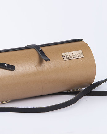 Unikatowa drewniana torebka damska z kotem torebki mini