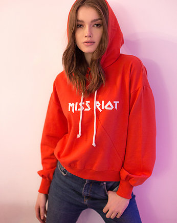 Miss Trouble, Bluza Miss Riot Red