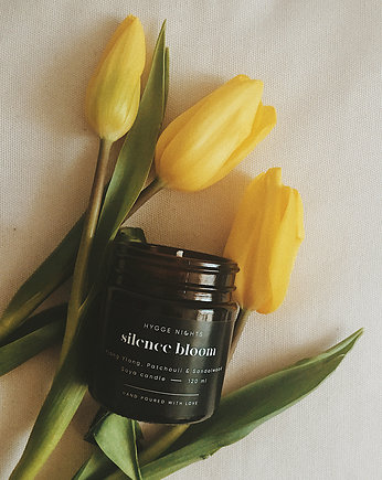 Silence bloom soya candle 120 ml