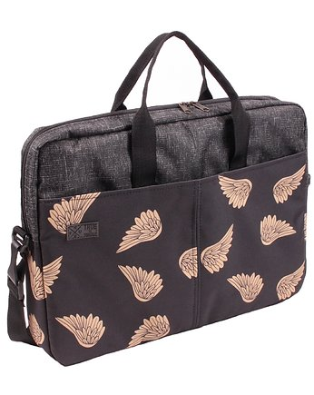 Torba Nuff na Laptopa  - Flower Wings