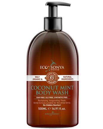do ciała, Coconut and Mint Body Wash