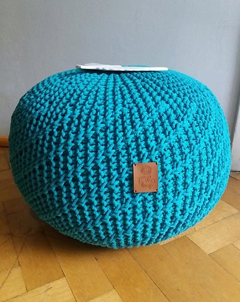 szmaragd, puf Small Ball by FILO LOOP