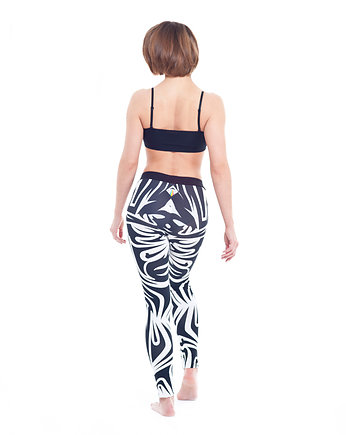 Mut Leggings (Black&White)