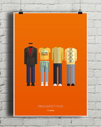 plakaty, Trainspotting - plakat