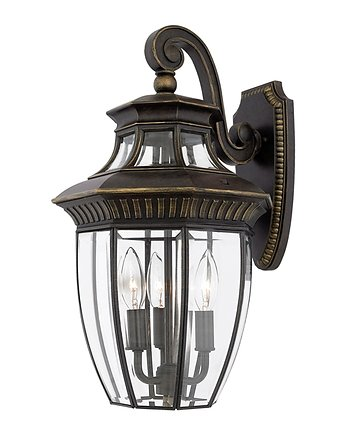 Home Design, Lampa ścienna, kinkiet Georgetown Medium