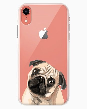 IPHONE | Etui case na telefon guma - WF648