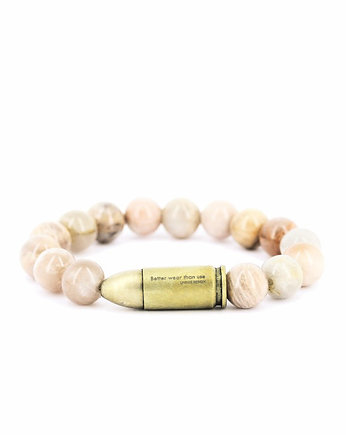 Better Wear Than Use- Sun Stone Bracelet