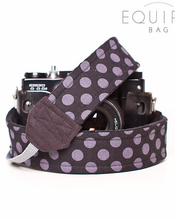 kropy, Pasek do aparatu Camera Strap Grey Dot