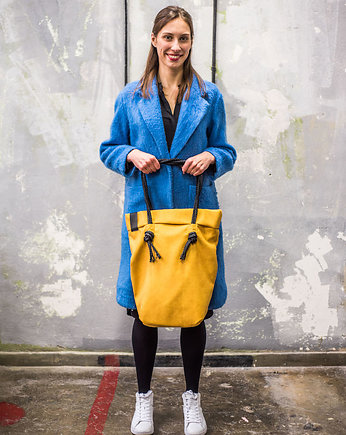 Torba gigant, TOTE#1 HELLO YELLOW